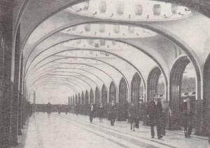 Majakovskio metro stotis